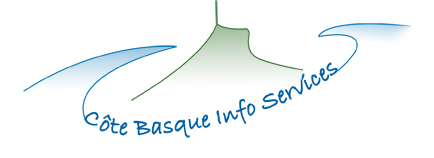 Logo Côte Basque Info Services